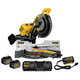 Factory Reconditioned Dewalt DHS790AT2R MAX FlexVolt Cordless Lithium-Ion 12 in. Dual Bevel Sliding Compound Miter Saw Kit with Batteries and Adapter