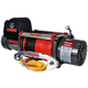 Warrior Winches S12000-SR 12,000 lb. Samurai Series Planetary Gear Winch with Armortek Synthetic Rope
