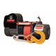 Warrior Winches S9500SD-SR 9,500 lb. Short Drum Samurai Series Winch with Armortek Synthetic Rope