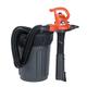 Black & Decker LH4500A 12 Amp 2-Speed LEAFHOG Handheld Electric Mulcher Blower Vac