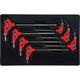 Sunex 9857T 7 Pc T Handle Star Hex Key Set