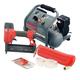 SENCO PC1343 18 Gauge Finish Nailer and Air Compressor Combo Kit