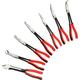 Sunex 3613V 7 Pc Long Reach Pliers Set