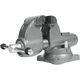 Wilton 28826 C-1 Combination Pipe and Bench 4-1/2 in. Jaw Round Channel Vise with Swivel Base