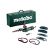 Metabo 602244620 BFE 9-20 8.5 Amp Variable Speed Band File Kit with Accesories