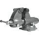 Wilton 28828 C-3 Combination Pipe and Bench 6 in. Jaw Round Channel Vise with Swivel Base