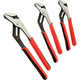 Sunex 3611V 4 Pc Tongue and Groove Pliers Set