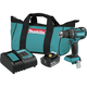Factory Reconditioned Makita XFD061-R 18V LXT Lithium-Ion Brushless Compact 1/2 in. Cordless Drill Driver Kit (3 Ah)