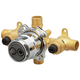 Danze G00GS505S Treysta Tub & Shower Valve- Horizontal Inputs with Stops- IPS/Sweat