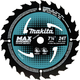Makita B-61656 7-1/4 in. 24T Carbide-Tipped Max Efficiency Framing Circular Saw Blade
