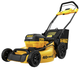 Factory Reconditioned Dewalt DCMW290H1R 40V MAX 3-in-1 Cordless Lawn Mower Kit