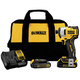 Dewalt DCF809C2 ATOMIC 20V MAX 1/4 in. Brushless Compact Impact Driver Kit with (2) Li-Ion Batt
