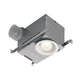 Broan-Nutone 744 70 CFM Recessed Fan and Light