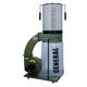 General International 10-110CFM1 2 HP 14 Amp Dust Collector