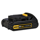 Dewalt DCB201 20V MAX 1.5 Ah Compact Lithium-Ion Battery