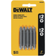 Dewalt DW2029 #2 Phillips Double-Ended Bits (5-Pack)