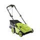 Sun Joe MJ506E 16 in. 6.5 Amp 24-Blade Electric Push Lawn Mower with Grass Catcher