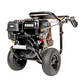 Simpson 60843 PowerShot 4400 PSI 4.0 GPM Professional Gas Pressure Washer with AAA Triplex Pump