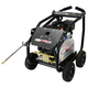 Simpson 65210 4400 PSI 4.0 GPM Belt Drive Medium Roll Cage Professional Gas Pressure Washer with Comet Pump