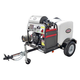 Simpson 95006 Trailer 4000 PSI 4.0 GPM Hot Water Mobile Washing System Powered by VANGUARD