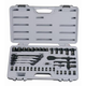 Stanley 94-377 40 Piece Black Chrome Socket Set