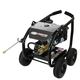 Simpson 65201 Super Pro 3600 PSI 2.5 GPM Direct Drive Small Roll Cage Professional Gas Pressure Washer with AAA Pump