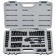 Stanley 92-824 69 Piece Black Chrome Socket Set