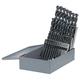 Bosch BL0029 29-Piece Black Oxide Drill Bit Set with Metal Index