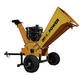 Detail K2 OPC504 4 in. 9.5 HP Cyclonic Chipper Shredder with KOHLER CH395 Command PRO Commercial Gas Engine