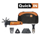 Fein FMM250QSTART MultiMaster Oscillating Tool with Accessory Kit