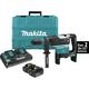 Makita XRH07PTUN 18V X2 LXT Lithium-Ion (36V) Brushless Cordless 1-9/16 in. Advanced AVT Rotary Hammer Kit (5 Ah)