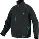 Makita DCJ205ZXL 18V LXT Lithium-Ion Heated Jacket (Jacket Only) - Black, XL