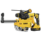 Dewalt DCH263R2DH 20V MAX XR Brushless 1-1/8 in. SDS Plus D-Handle Rotary Hammer Kit with (2) 6 Ah Li-Ion Batteries