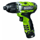 Rockwell RK2515K2 12V LithiumTech Cordless 3RILL 3-in-1 Impact Driver