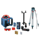 Bosch GRL900-20HVK Self-Leveling Rotary Laser Kit with (2) D and (3) Alkaline Batteries