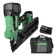 Metabo HPT NR1890DCM 3-1/2 in. 18V Brushless Clipped Head Framing Nail Gun Kit