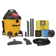 Shop-Vac 9593310 12 Gallon 3.0 Peak HP Two Stage Industrial Wet Dry Vacuum