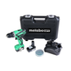 Metabo HPT DS10DFL2M 12V Peak Lithium-Ion 0 - 350 / 1300 RPM 3/8 in. Cordless Drill Driver Kit
