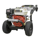 Simpson 61014 PowerShot 3500 PSI 2.5 GPM Professional Gas Pressure Washer with AAA AXIAL Pump