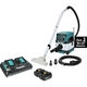 Makita XCV04PT 18V X2 LXT Lithium-Ion (36V) Cordless/Corded 2.1 Gal. HEPA Filter Dry Dust Extractor/Vacuum Kit (5 Ah)