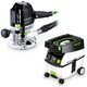 Festool PD574342 Plunge Router with CT MIDI 3.3 Gallon Mobile Dust Extractor
