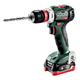 Metabo 601039520 12V PowerMaxx BS 12 BL Q LiHD Brushless Compact 3/8 in. Cordless Drill Driver Kit (4 Ah)