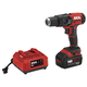 Skil HD527803 20V PWRCore 20 Lithium-Ion Variable Speed 1/2 in. Cordless Hammer Drill Kit (2 Ah)