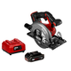 Skil CR540602 PWRCore 20 20V 6-1/2 in. Circular Saw with (1) 2 Ah Lithium-Ion Battery and Charger