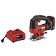 Skil JS820302 PWRCore 20 20V 7/8 in. Jigsaw with (1) 2 Ah Lithium-Ion Battery and Charger
