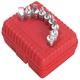 Sunex 9919 9-Piece 1/4 in. Stubby Slot and Philips Screwdriver Bit Set