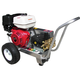 Pressure-Pro EB4040HG Eagle Heavy Duty Professional 4,000 PSI 4.0 GPM Gas Belt Drive Pressure Washer with GX390 Honda Engine and General Pump