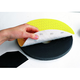 FLEX 260232 1-Piece Velcro Super Soft Backing Pad for GE R and GSE 5 R Sanders