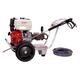 Pressure-Pro E4042HV Eagle 4200 PSI 4.0 GPM Cold Water Gas Pressure Washer with GX390 Honda/Viper