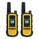 Dewalt DXFRS800 2 Watt Heavy Duty Walkie Talkies (Pair)